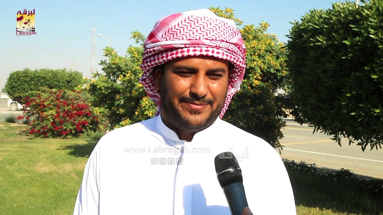 لقاء مع أحمد بن حمد الجنيبي..الشوط الرئيسي للجذاع قعدان إنتاج صباح ٢٨-١٢-٢٠١٩