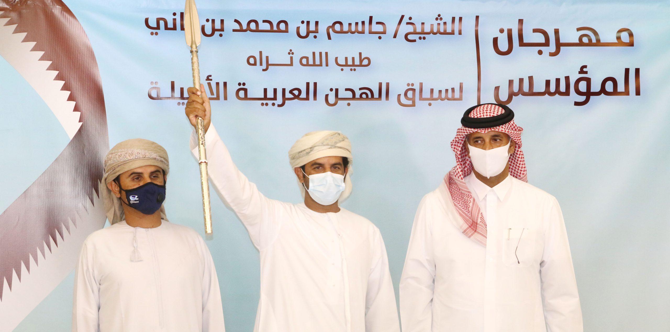 """المدهوشي: راهنا على """"مزون"""" في شوط المفتوح.. ونهدي إنجازها لكل أهل السلطنة"""