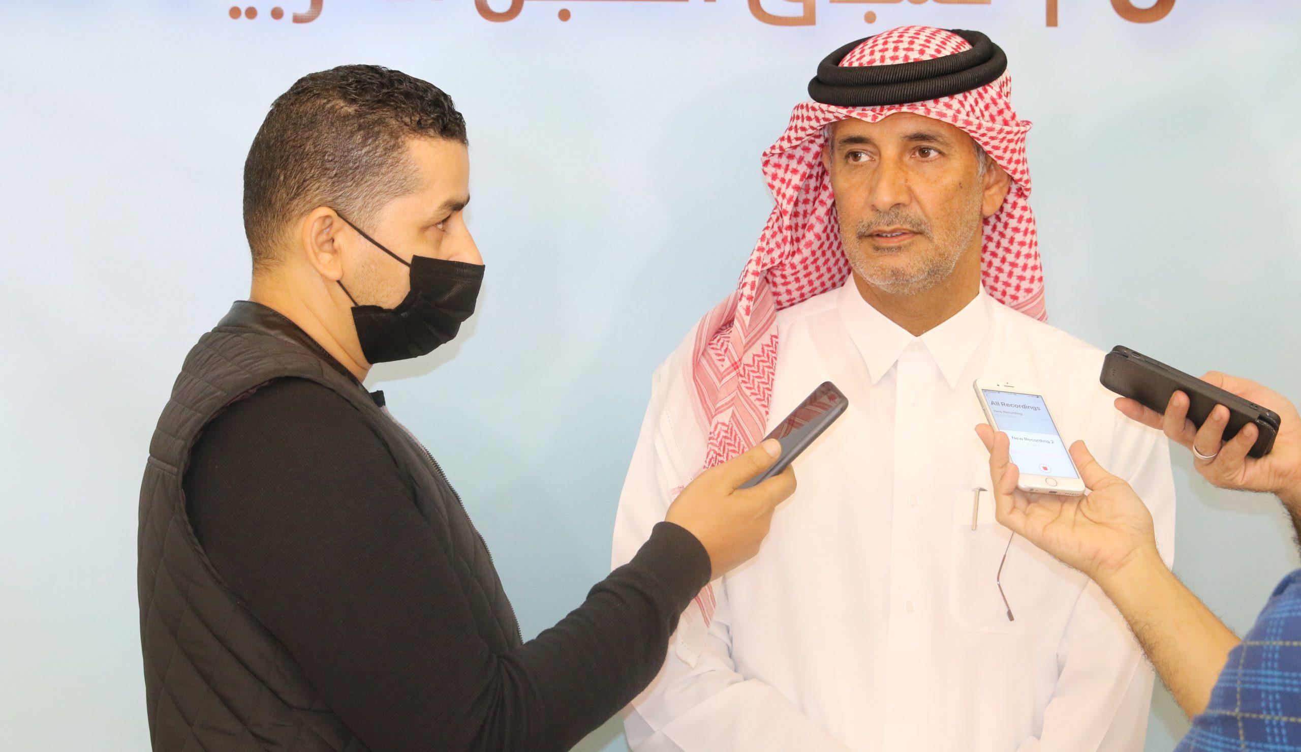 عبدالله الكواري: زيادة ملحوظة في أعداد المسجلين بمهرجان المؤسس هذا العام